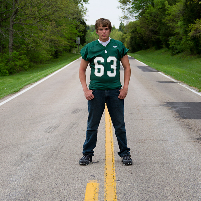 Ste. Genevieve Senior Photographer | Cody, Class of 2012