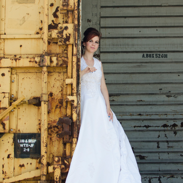 St. Louis Wedding Photographer | Ever After/Mess the Dress: Marie, Runaway Bride