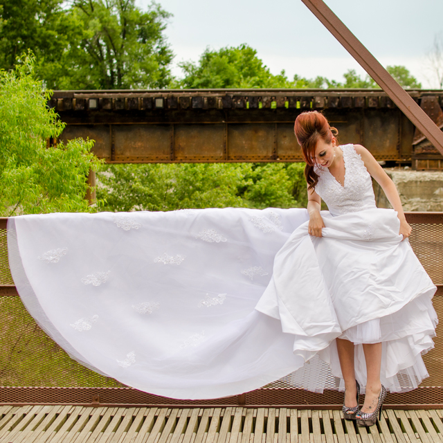Kimmswick Wedding Photographer | Mess the Dress/Ever After: Marie