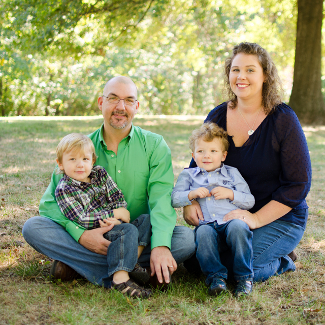 Arnold Family Photographer | McDaniel 2013