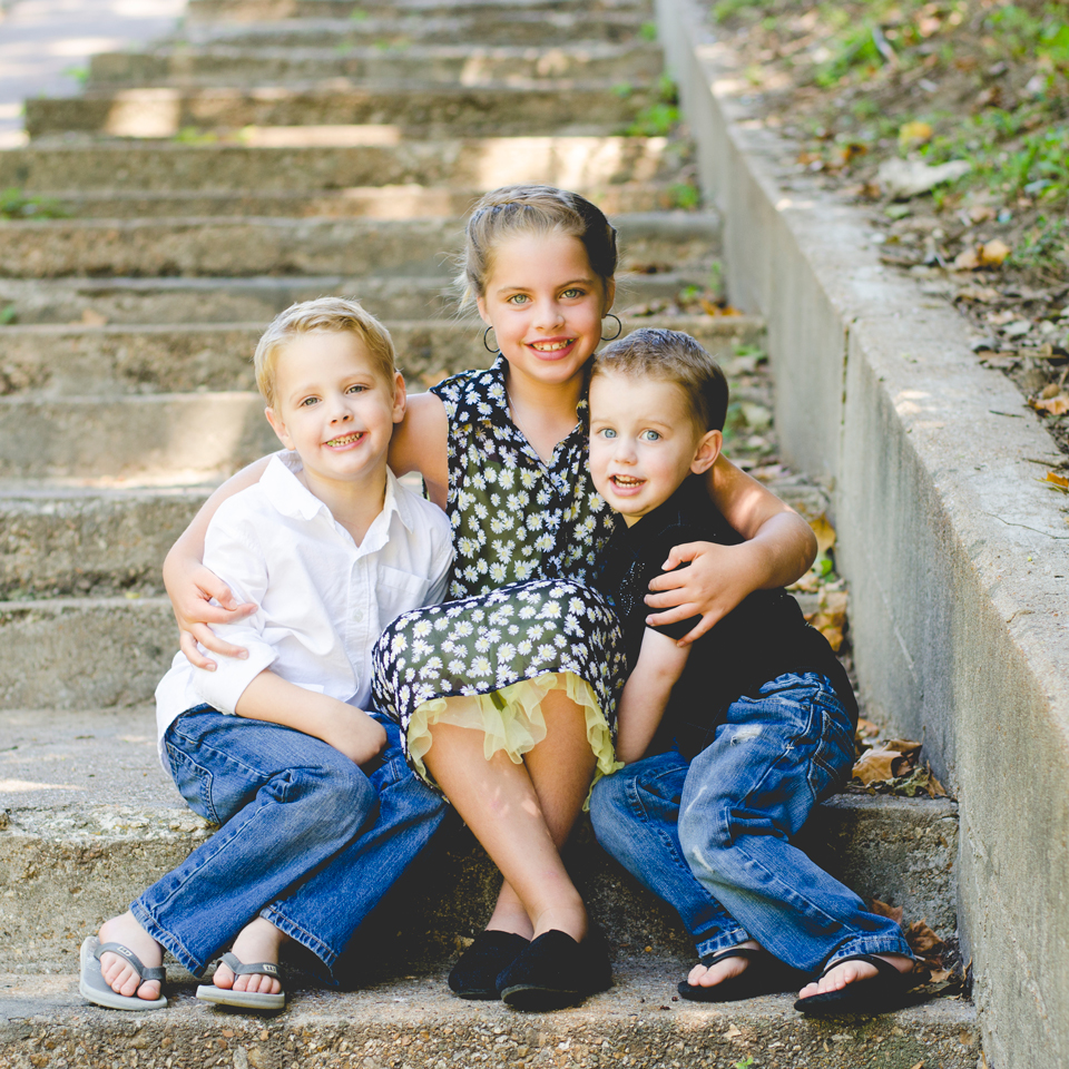 Festus Children's Photographer | Bondurant Kids