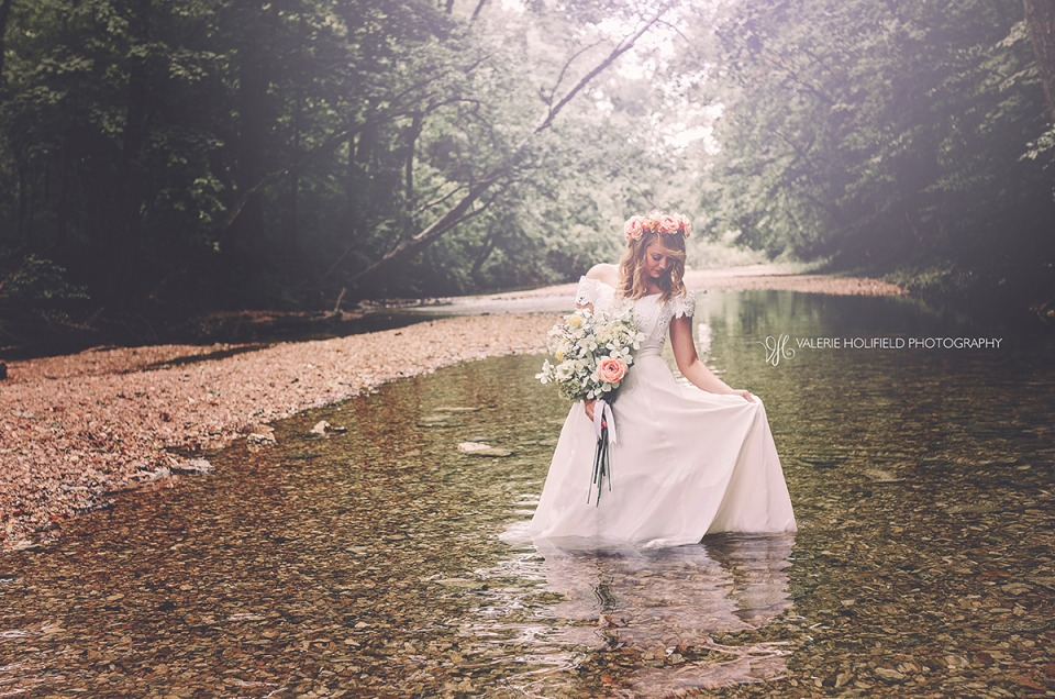 Bloomsdale, Ste. Genevieve, St. Louis Wedding Photographer | Ashley, Ever After Bridal Session
