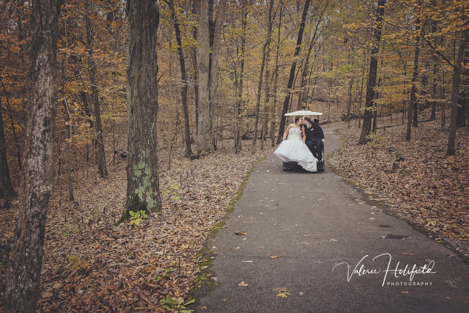 Wedding Photographer | Max & Chelsea, November 4, 2017 at Touch of Nature Environmental Center, Makanda, IL | engagement on the SIU campus