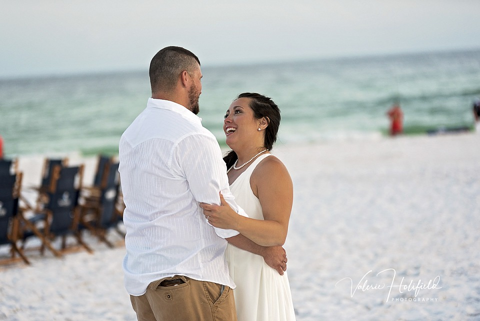 Kirstin + Michael, June 16, 2018 | Wedding in Miramar Beach, FL and engagement in Bloomsdale, MO